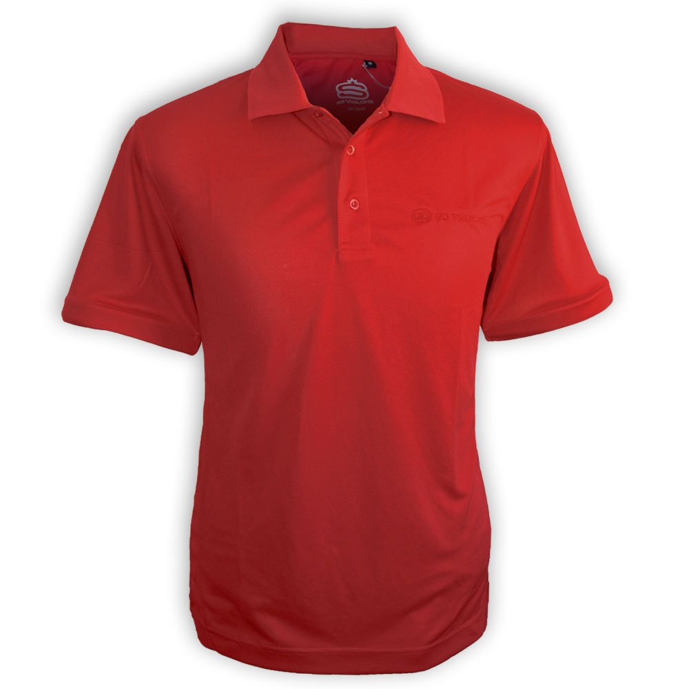 UD Men's Red Swagg Golfer
